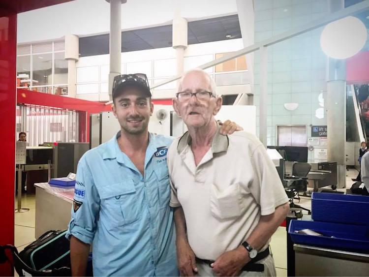 ray johnstone fishing partner classified ad widower mati batsinilas
