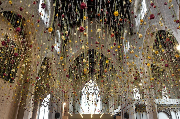 Rebecca Louise Law floral art