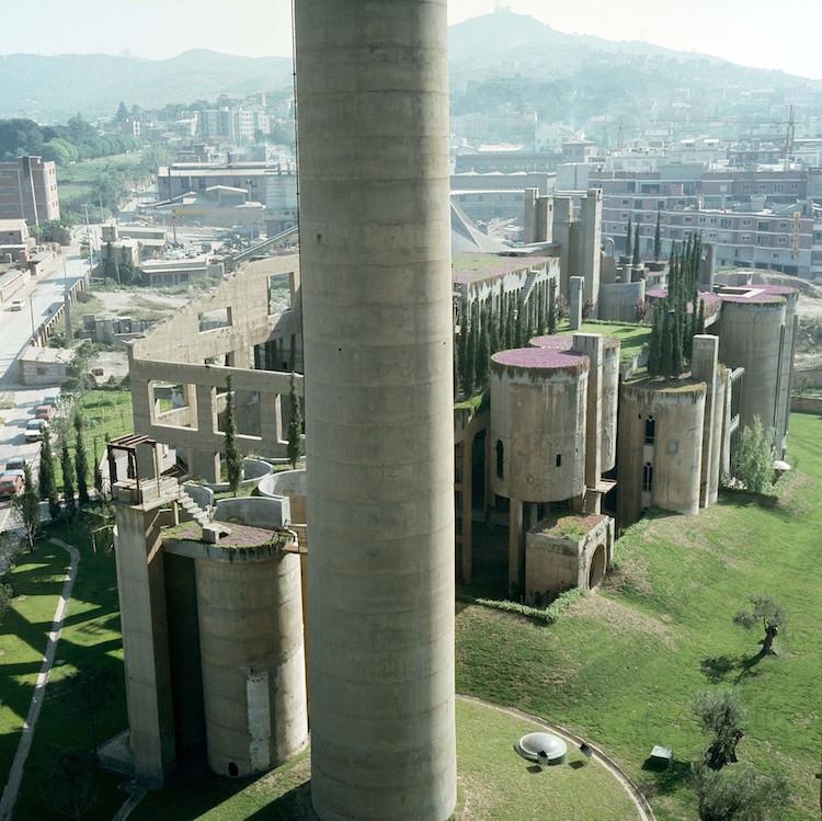 cement factory ricardo bofill