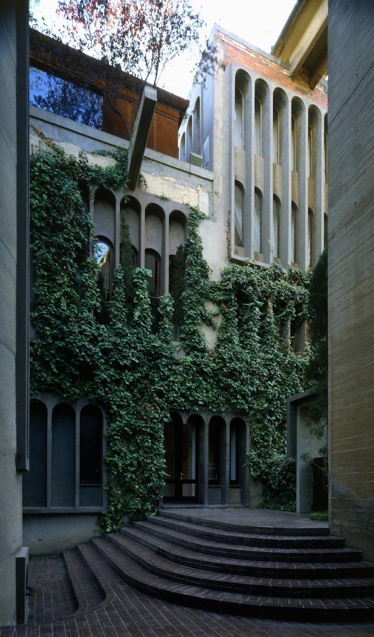 La Fabrica, Abandoned Factory Turned Architect's Dream