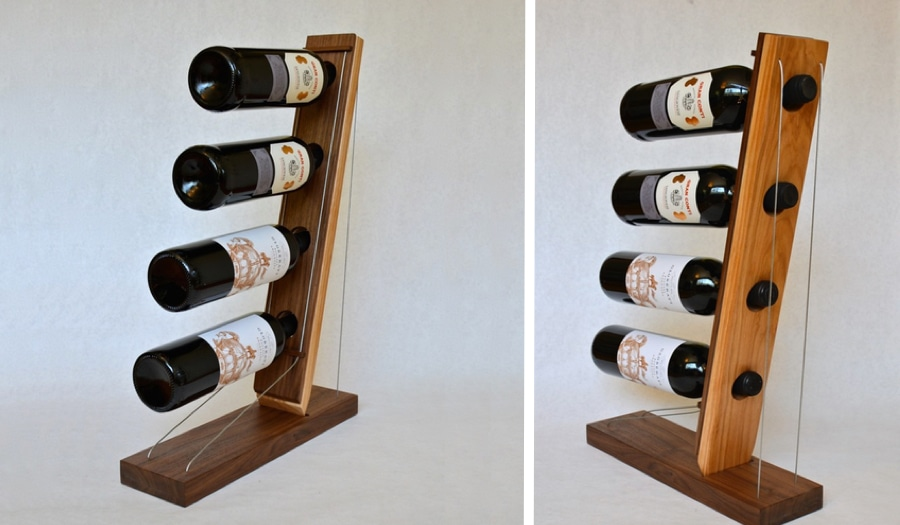 gravity winerack robby cuthbert