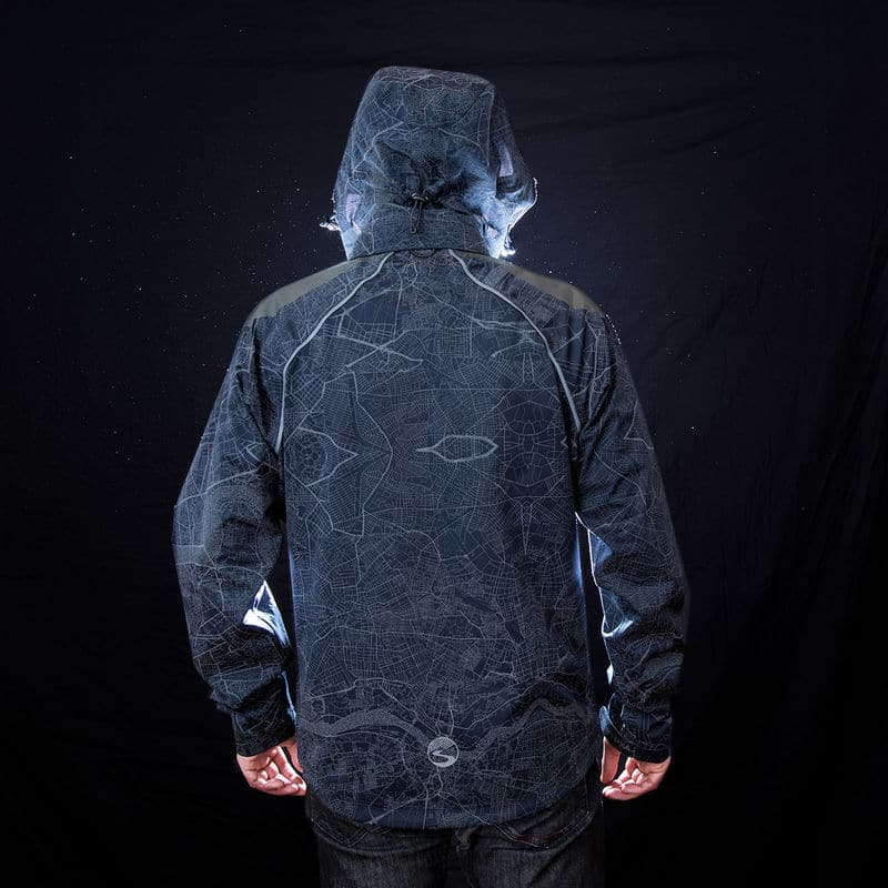 Men 39 s Reflective Jackets Keeps You Safe and Is a World Atlas