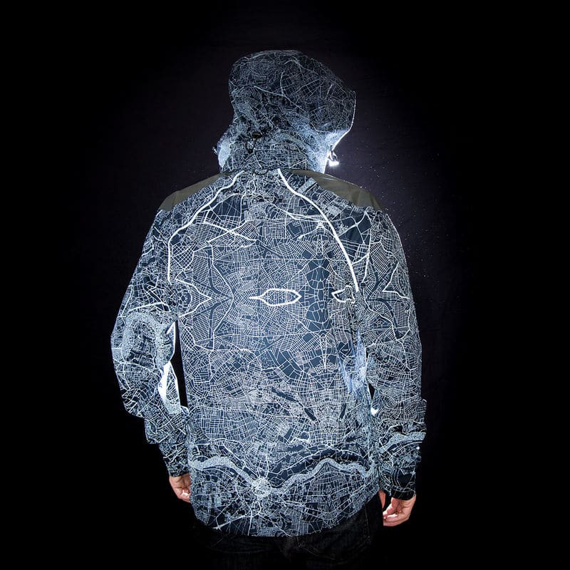 Men S Reflective Jackets Keeps You Safe And Is A World Atlas