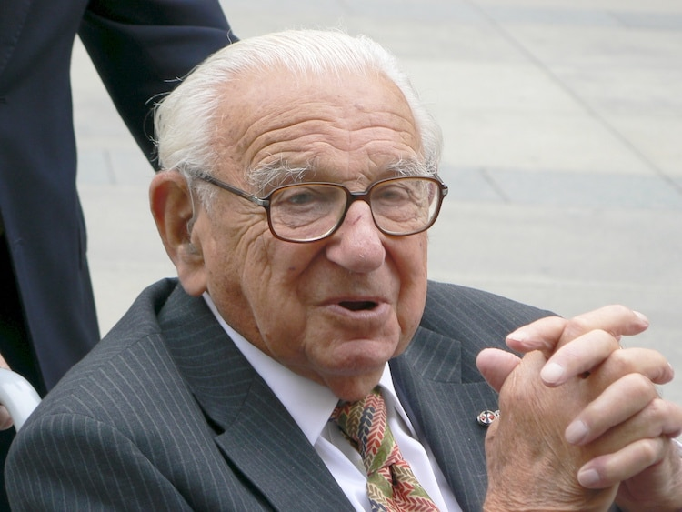 Sir Nicholas Winton Went Above and Beyond to Save 669 Children from the Holocaust