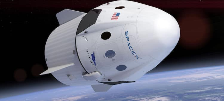 space tourism spacex elon musk