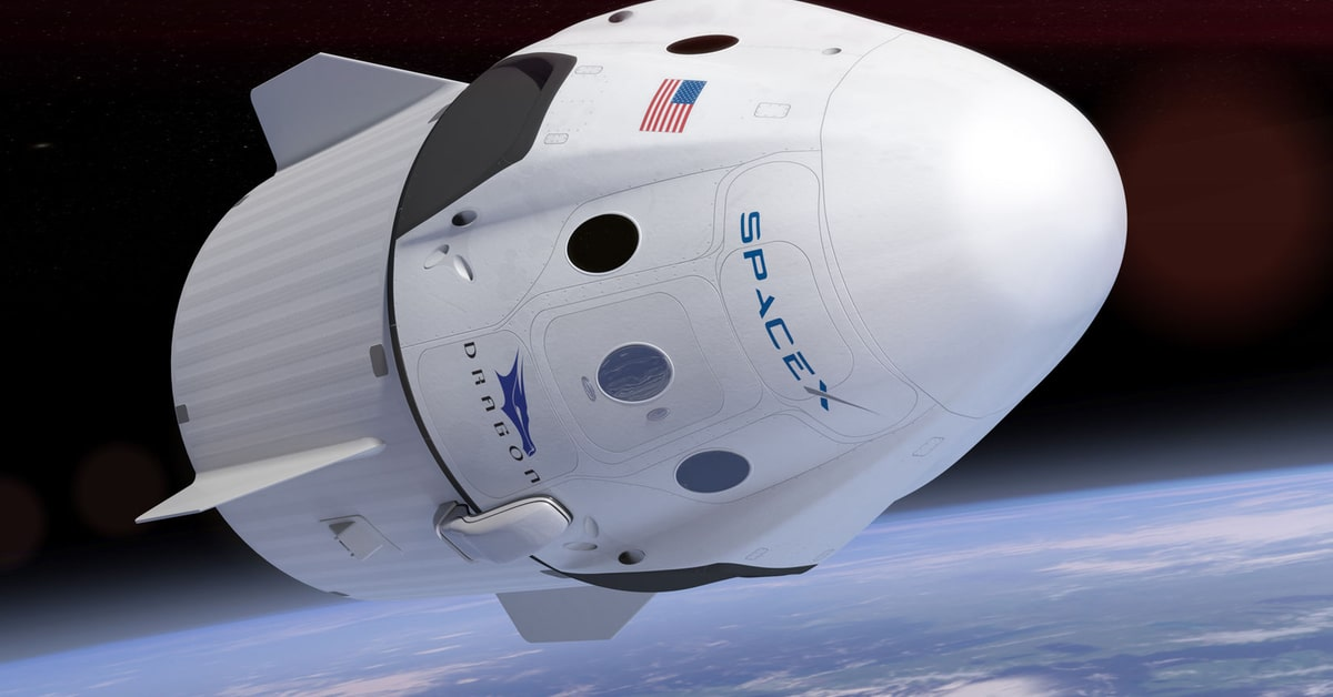 it u0026 39 s space tourism for 2 citizens on a spacex journey to