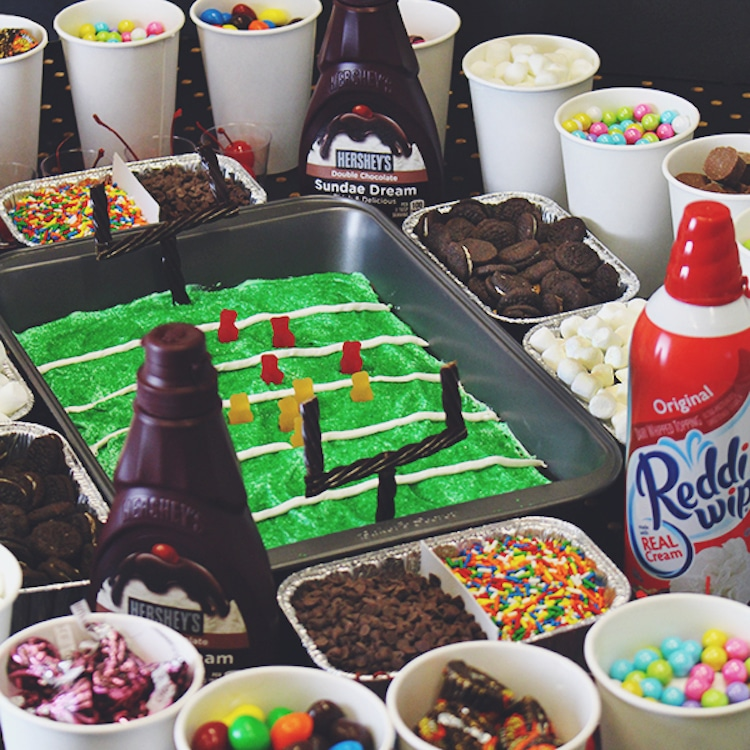 Creative Super Bowl Snacks to Festively Celebrate the Game of the Year