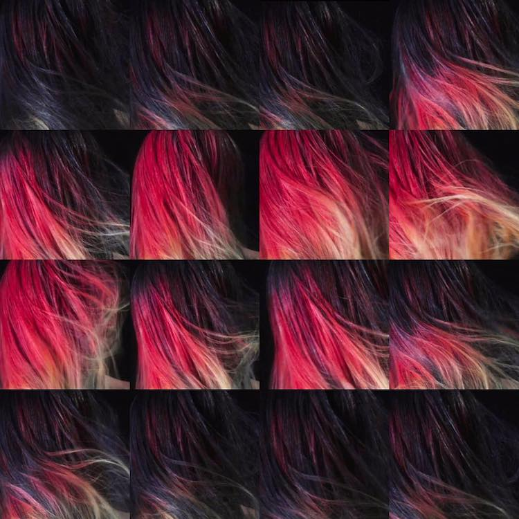 Color-Changing Hair Dye is a Giant Mood Ring on Your Head