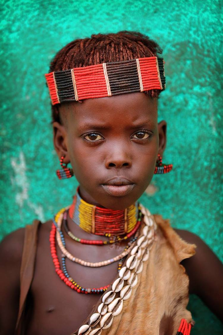 Photographer Captures the World in Faces to Showcase Beauty Across the Globe