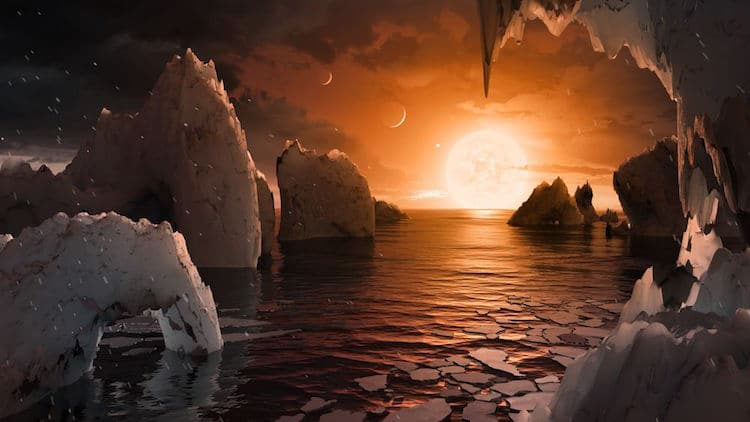 inhabitable planets trappist-1