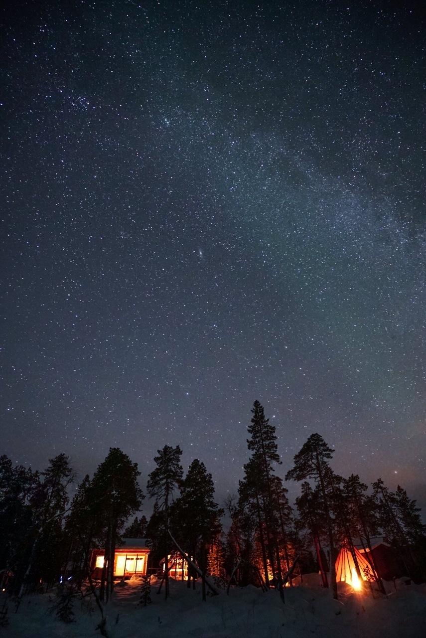 Yuichi Yokota Finnish Winter Finland Northern Lights