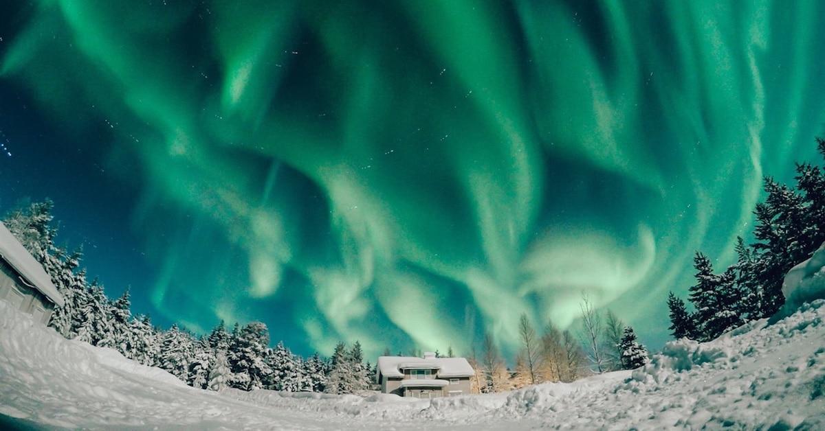 Финлянд - Лапланд хот