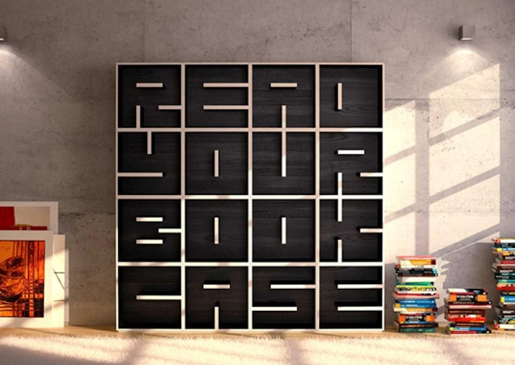 unique bookcases creative bookshelves books design modular  Read more   Stylish Modern Furniture. Creative Bookshelves and Unique Bookcases That Put a Spin on Storage