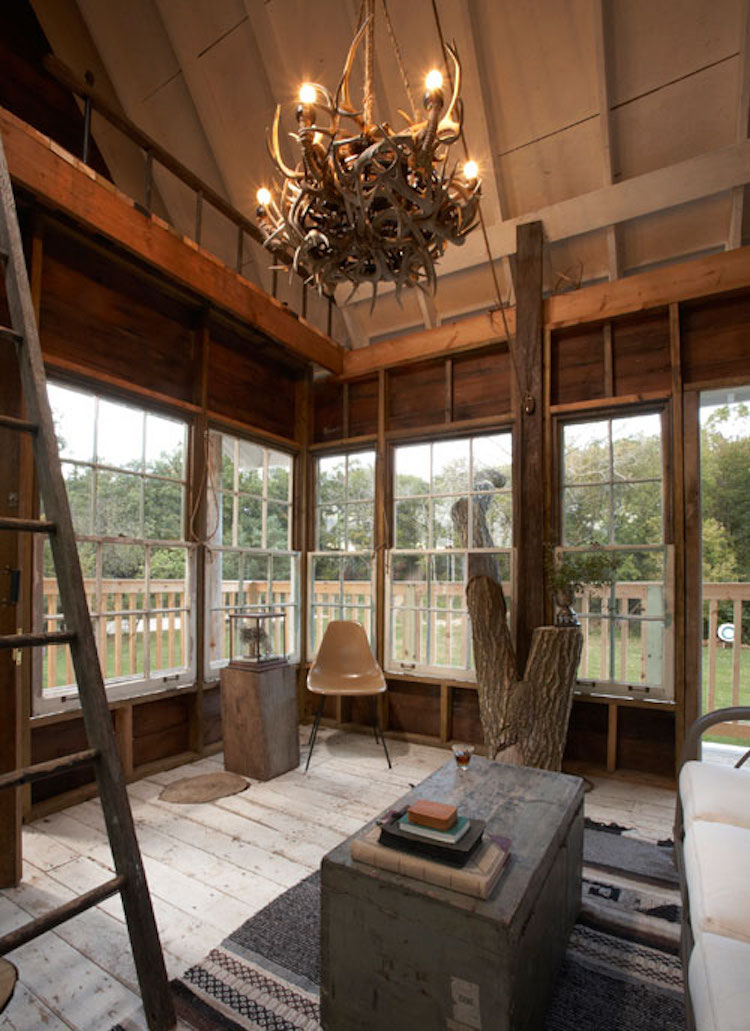 treehouses for grown-ups treehouse travel cabin wandawega toms treehouse