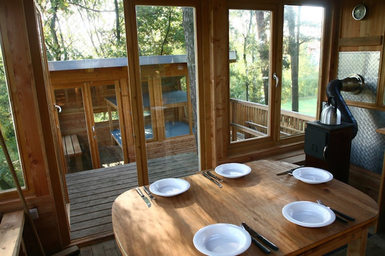 treehouses for grown-ups almke treehouse baumraum