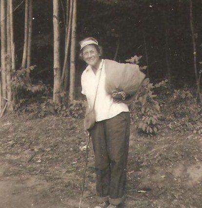 grandma gatewood Appalachian trail
