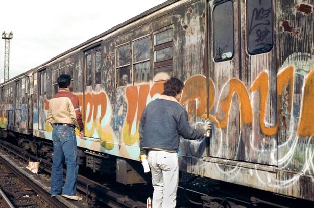 NYC Graffiti by Henry Chalfant