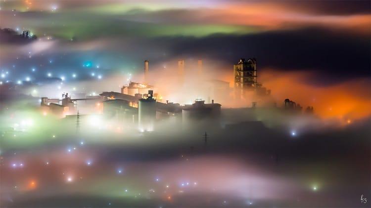 Cloud photography