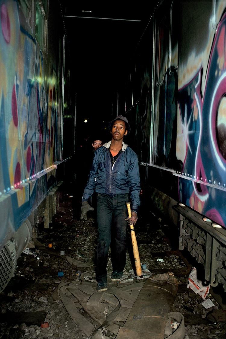 martha cooper graffiti photography