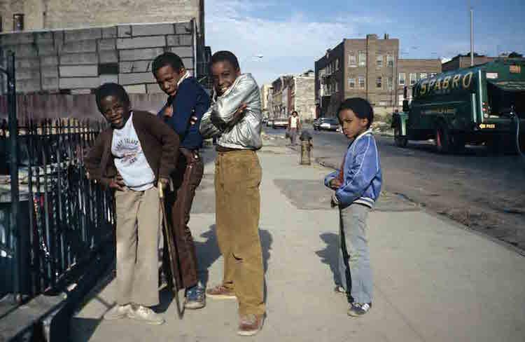 meryl meisler bushwick new york in the 80s