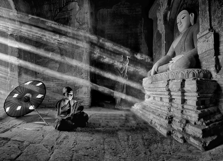 oliver klink travel photography bhutan