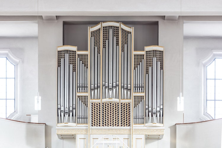 german pipe organs