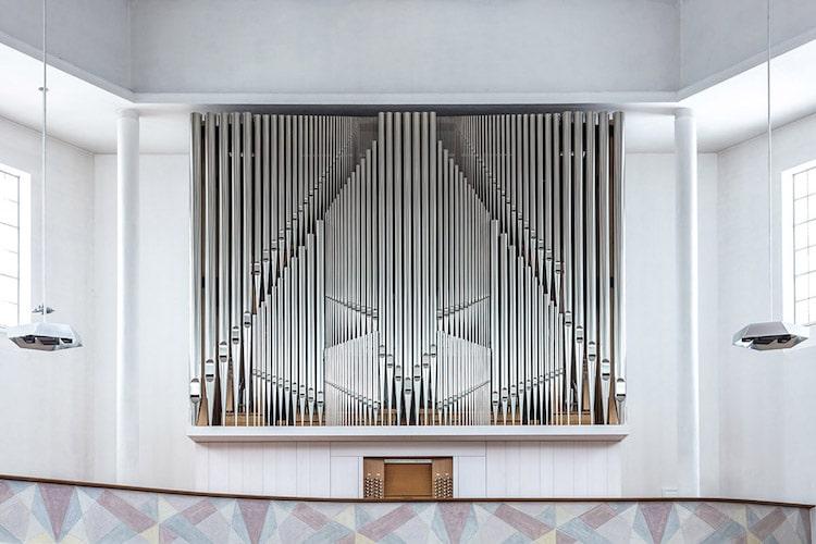german pipe organs