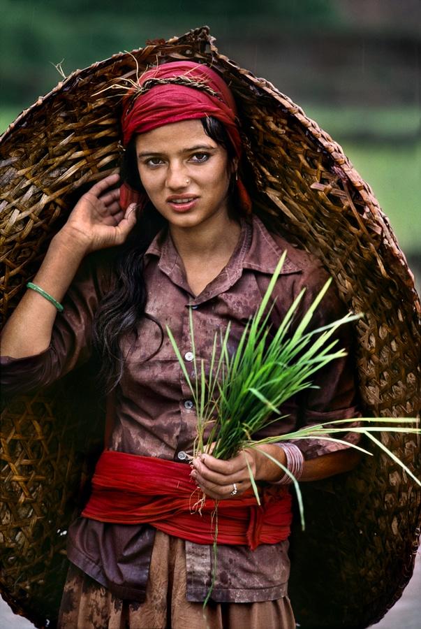 steve mccurry portraits nepal