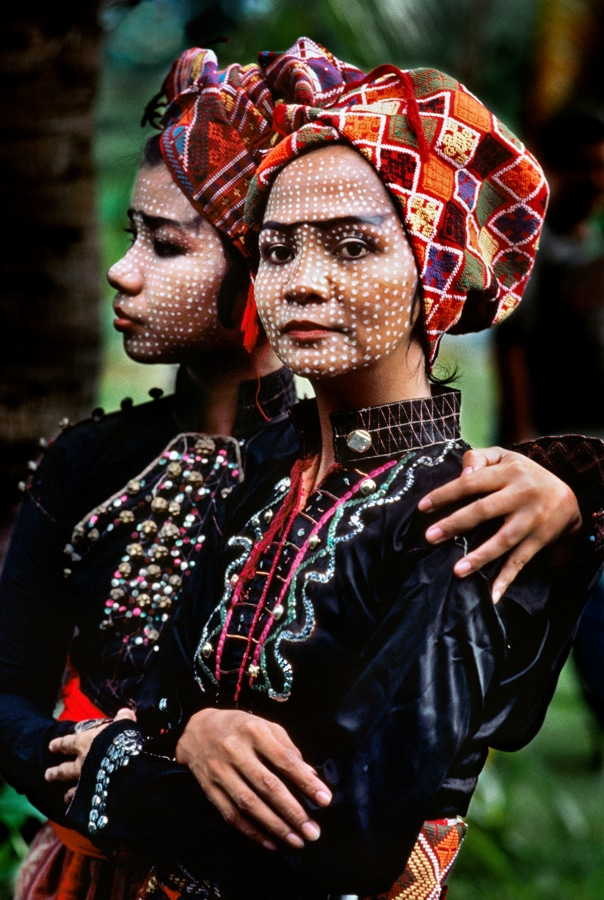 what makes a good portrait steve mccurry