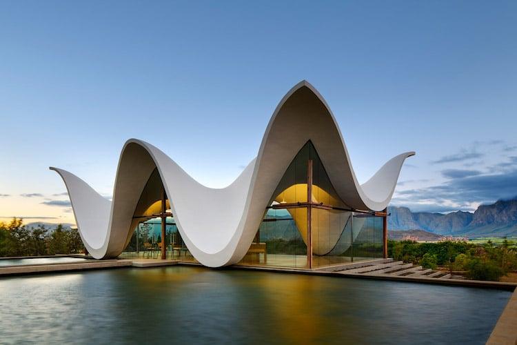bosjes chapel modern church architecture