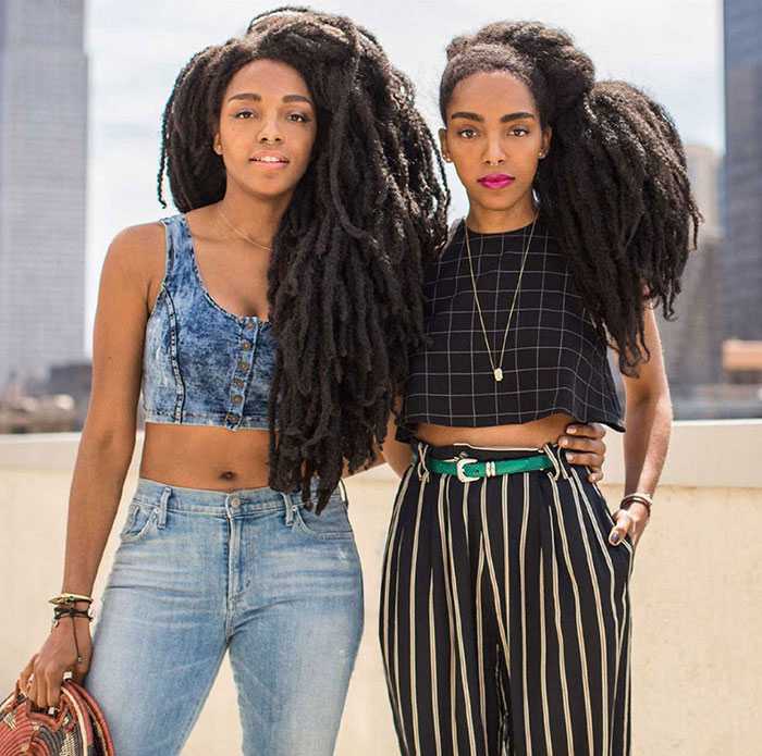 natural black hair urban bush babes