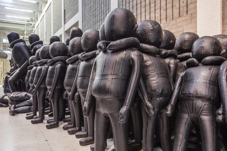 ai wei wei law of the journey