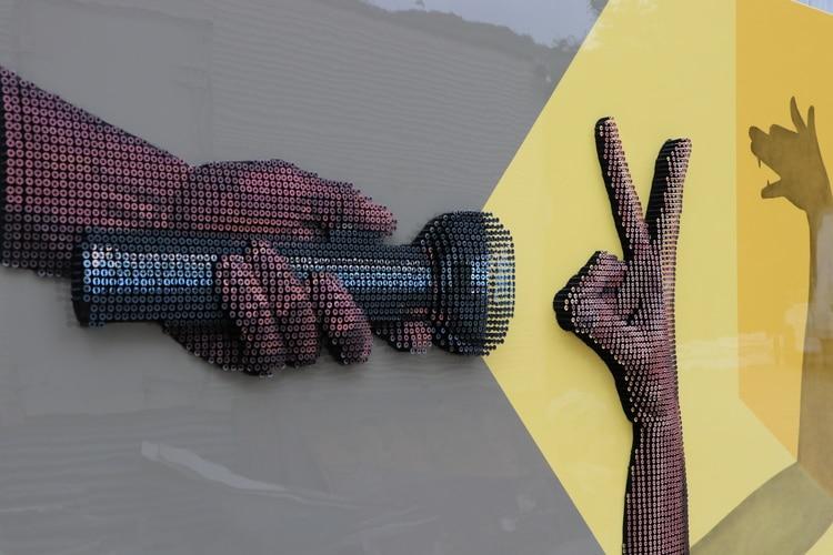 screw art paintings