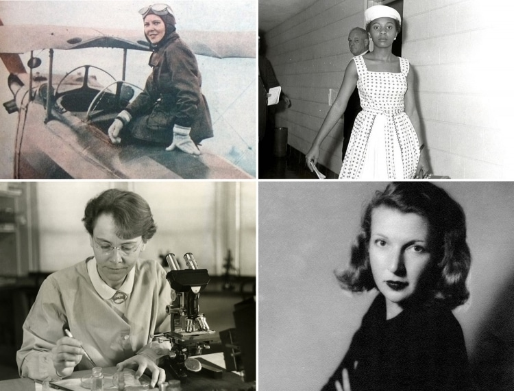 Badass Women in History
