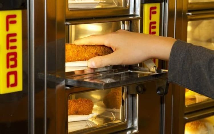febo snack dispenser amsterdam