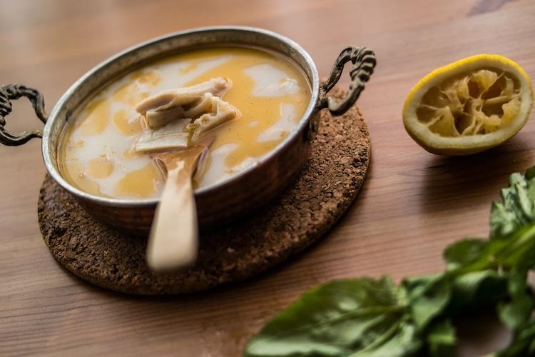 işkembe çorbası tripe stew hangover food