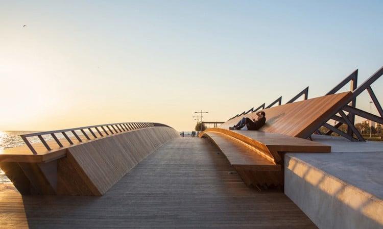 footbridge izmir