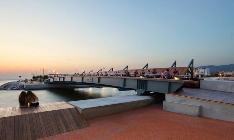 izmir bostanli bridge