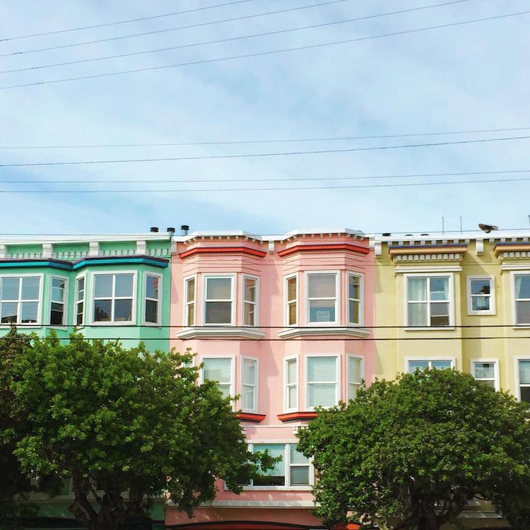 san francisco exterior house colors