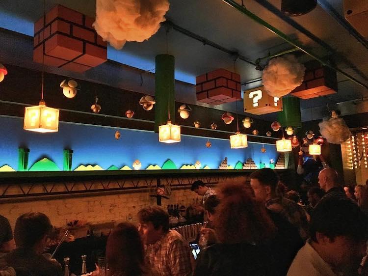 mockingbird hill bar