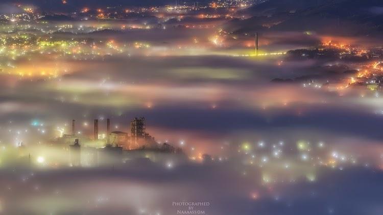 Cloud Photography by Yusuke Yamamoto aka @NAAAASSOM