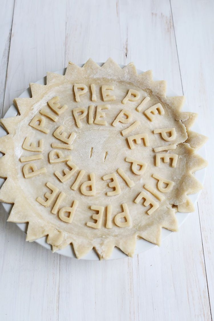 most creative pies