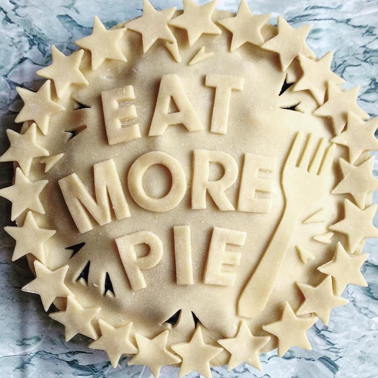 creative pie crusts