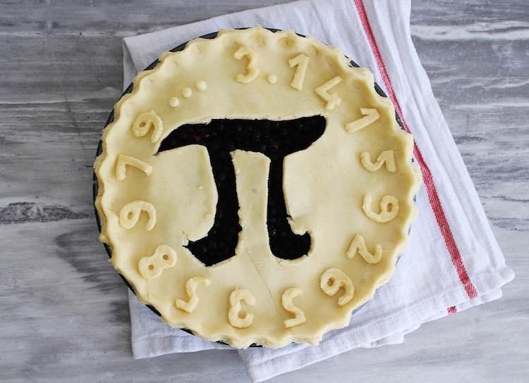 pi day pie crust