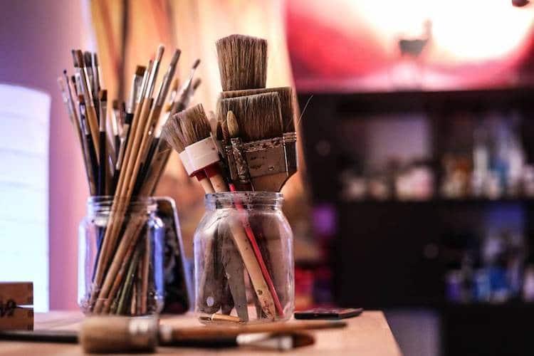 DIY Glow in the Dark Paint Criso Art