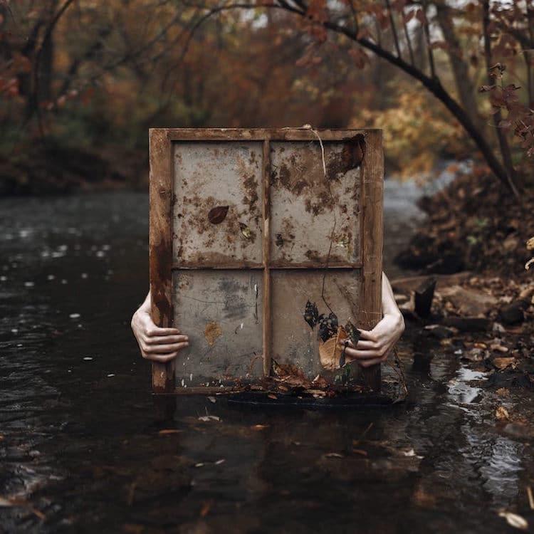 depression photography