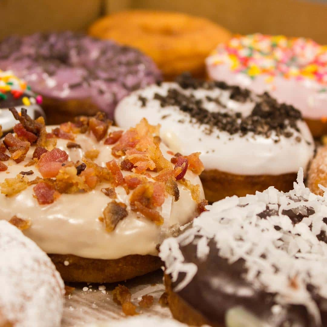 duck donuts hangover food