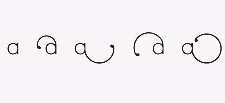 futuracha pro typeface holy Odysseas Galinos Paparounis