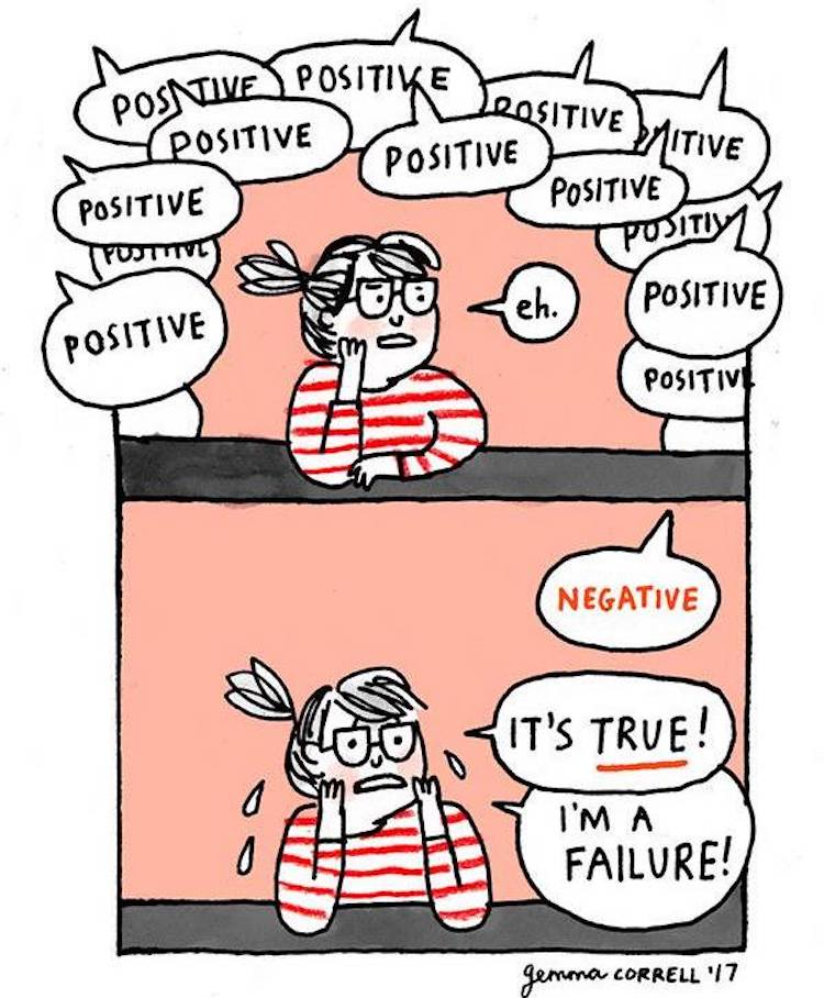 Image of: Laughter Mental Health Comics Charmingly Relatable Mental Health Comics Destigmatize Invisible Illness