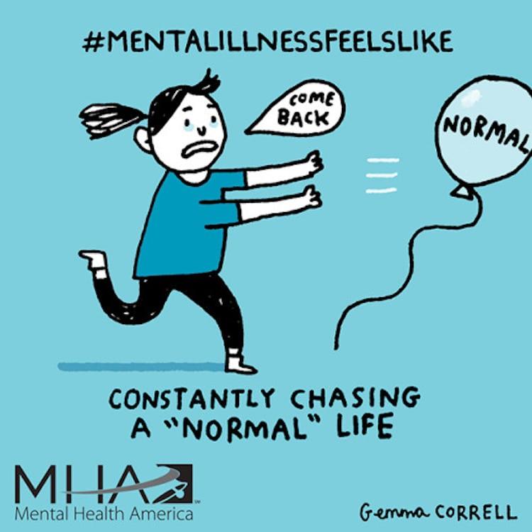 mental health comics